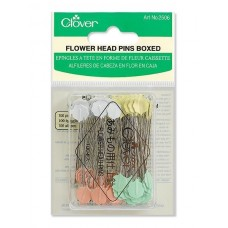 Clover Boxed Flower H Pins 2506