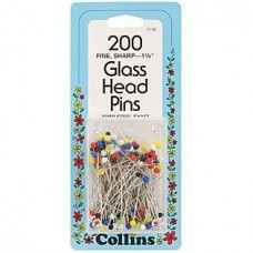 Collins Glass Hd Ast 1 3/8 C108