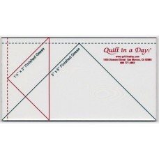 QID 2006 Flying Geese Ruler 3x6