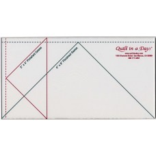Lg Flying Geese Ruler 4x8