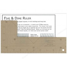 Five and Dime Ruler