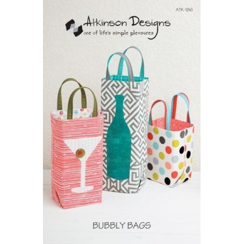 ATK186 - Bubbly Bags