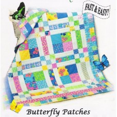 #418 - Butterfly Patches