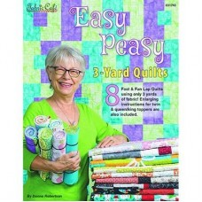 031740 - Easy Peasy 3 YD Quilt