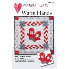 NQ-420 - Warm Hands Pillow & Mi