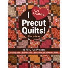 11199 - I Love Precut Quilts