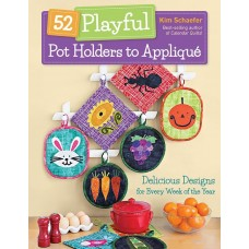 11336 - 52 Playful Pot Holders