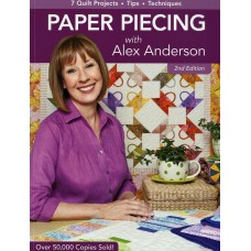 10768 - Paper Piecing W/Alex A