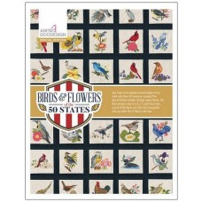 30AGSE - Birds and Flowers of
