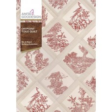 435AGHD - On-Point Toile Quilt
