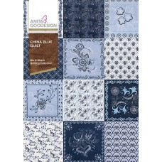 439AGHD - China Blue Quilt
