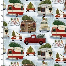 15136-B - Christmas Campers