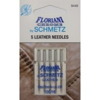 9448 - 5 Leather Needles