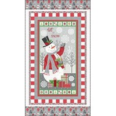 Let It Snow - Wall Hanging Kit