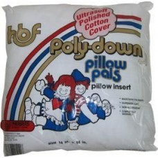 MPP-16 Poly-Down Pillow Form
