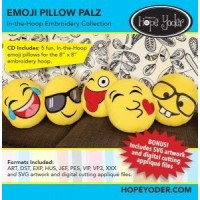 DHY-108 - Emoji's Pillow Pals
