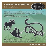 DHY-114 - Camping Silhouettes
