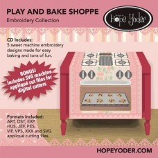 DHY-123 - Play N Bake Shop