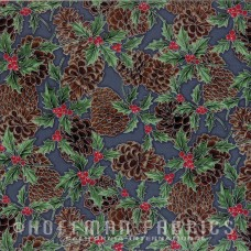 M7465-147S - Berries and Blooms