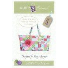 City Zipper QI PS030 Pattern