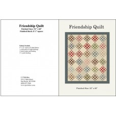 Friendship Quilt - JJS004