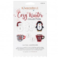 KDKB168 - Cozy Winter Buttons