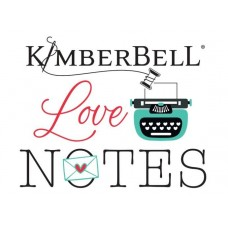 Kimberbell Love Note Mystery (Embroidery Version)