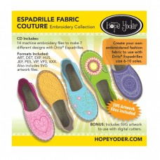 DHY-120 - Espadrille Fabric